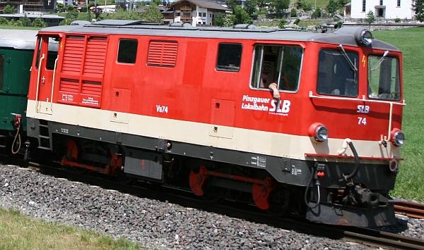 2095 diesel narrow-gauge locomotive