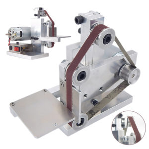Model makers' belt sander