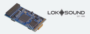 ESU Loksound DCC sound decoders