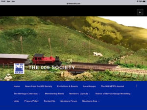 009 Society Website